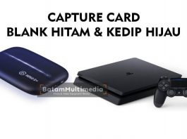 Mengatasi Capture Card Blank Hitam dan Kedip Hijau - Batam Multimedia